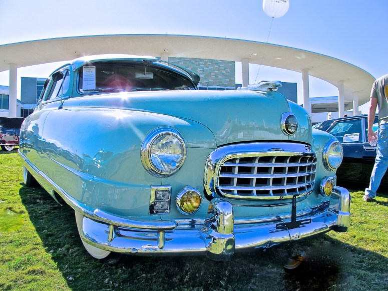 1950 Nash Ambassador Austin's Motostalgia Auction