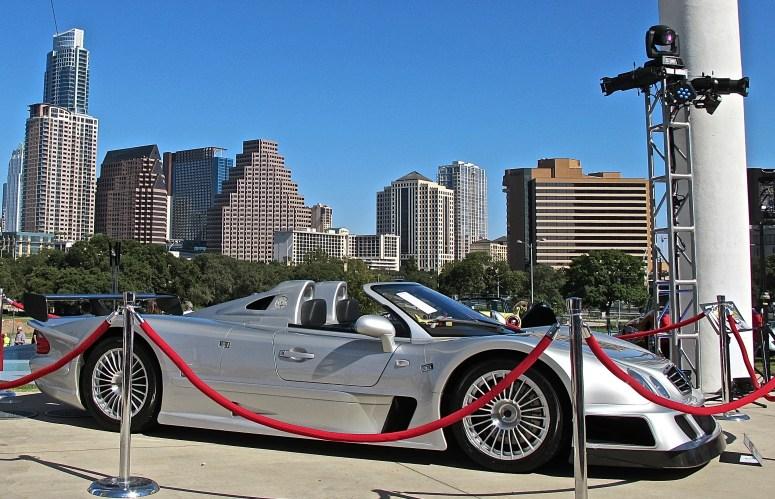 2002 Mercedes CLK GTR Austin TX Motostalgia