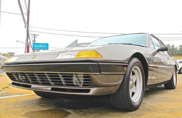 Ferrari 400i for sale in Austin TX engine