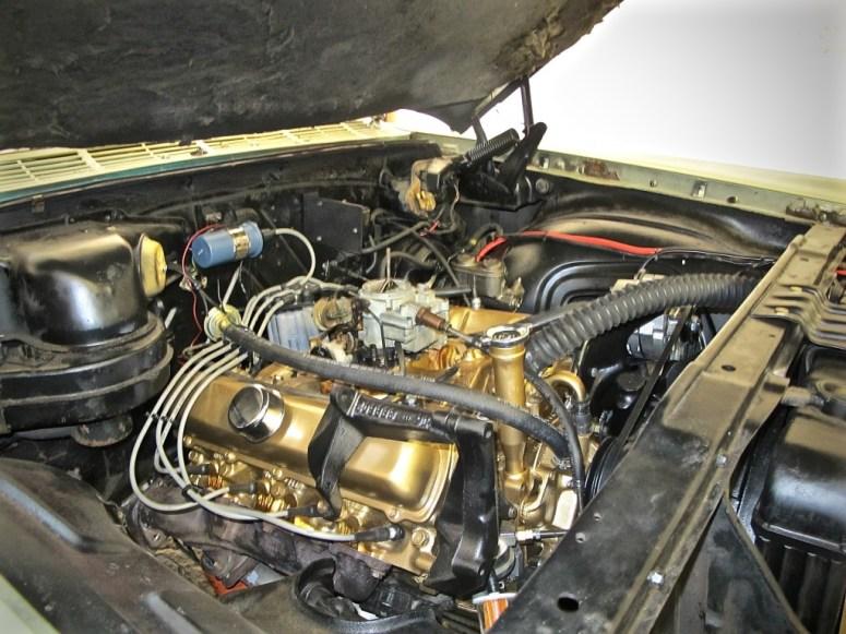 1964 Oldsmobile Ninety-Eight in Austin TX engine