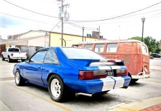 Stroker Mustang in Kyle TX