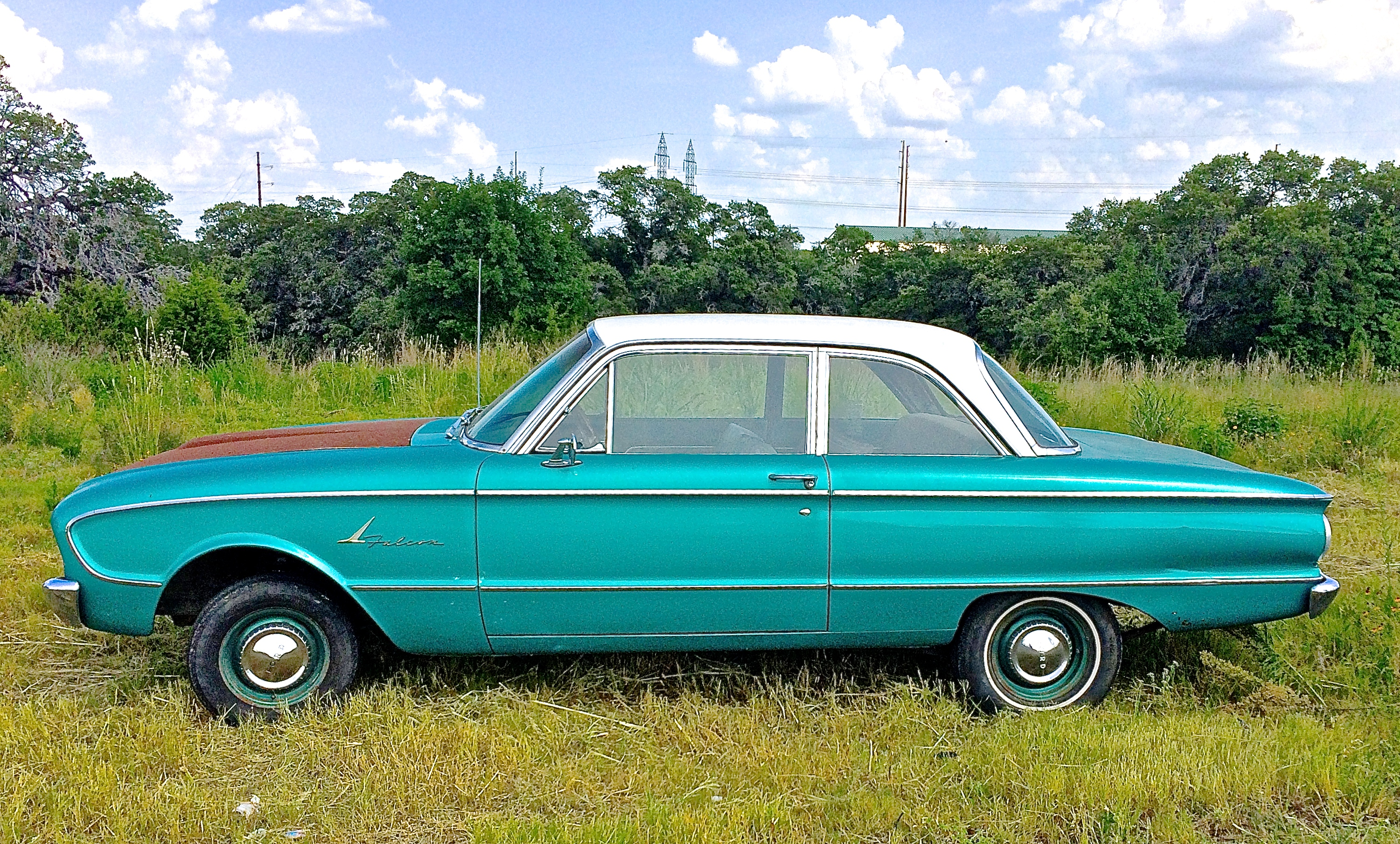 1961 ford falcon for sale racingjunk classifieds - 1961 Ford Falcon Tudor On Hwy 620