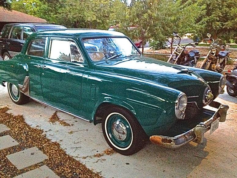 1951 Studebaker in N. Austin TX