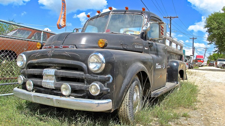 1953 Dodge Pickup B Series in Austin TX front view