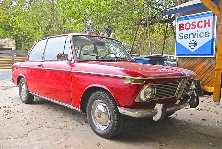 BMW 1600 at Terry Sayther's in Austin Texas