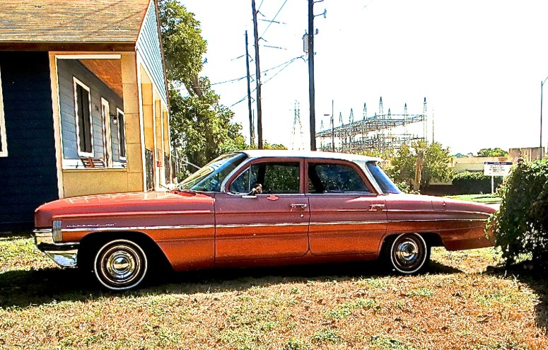 1961 Oldsmobile Dynamic 88 in Austin TX