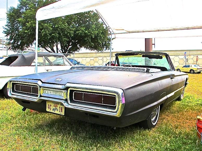 1965 Thunderbird for Sale in Austin TX rear view