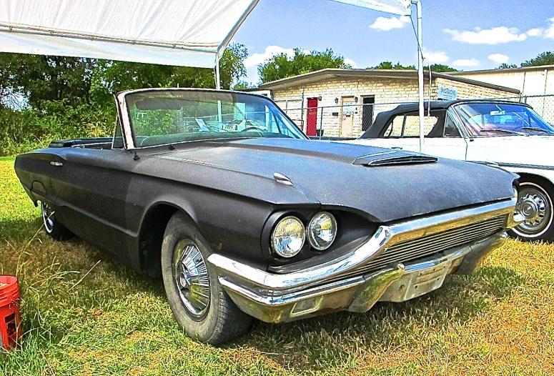 1965 Thunderbird in Austin Texas