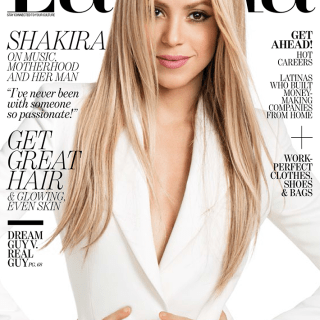 Guess Who Is In the April 2014 Issue of Latina Magazine?