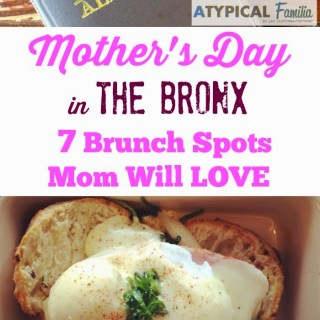 Mother's Day Brunch in The Bronx {7 Brunch Spots Mom Will LOVE}