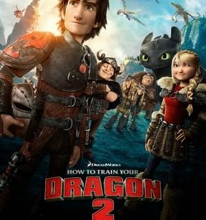 Sensory Friendly Screening: How To Train Your Dragon 2 {6/21}