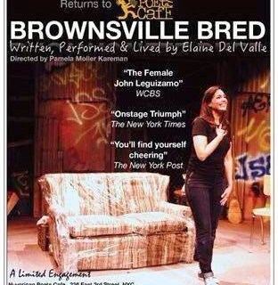 Brownsville Bred Returns to Nuyorican Poets Cafe & I Want Everyone I Know To Go See It!