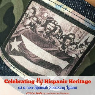 Celebrating Hispanic Heritage Month as a Non-Spanish Speaking Latina
