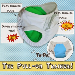 Super Undies: Washable & Reusable Pull-On Potty Training Pants