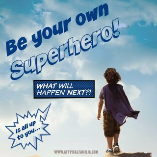 Be Your Own Superhero! {Playing with Pic Monkey Comic Heroes}