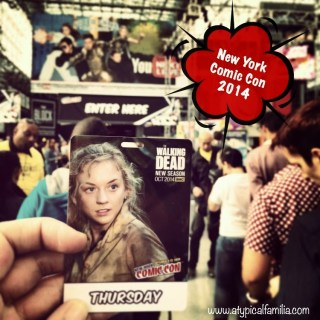 An Afternoon at Comic Con 2014