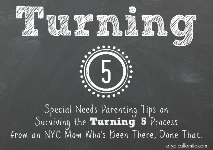 Turning 5: Finding The Appropriate School When Your Kid Has Autism