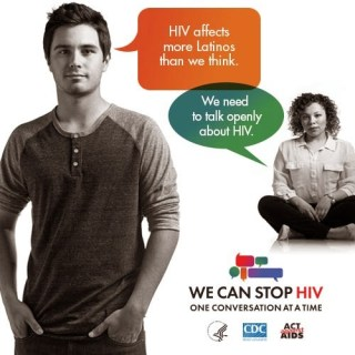 It's Time To Talk. HIV One Conversation at a Time