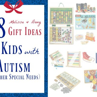 Gift Ideas for Kids with Autism: Melissa & Doug Edition
