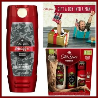 Give the Gift of Manhood {#SmellcomeToManhood}
