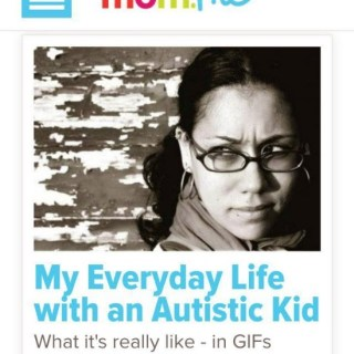 ICYMI: Being an Autism Mom & Life After Loss {on Latinamom.me}