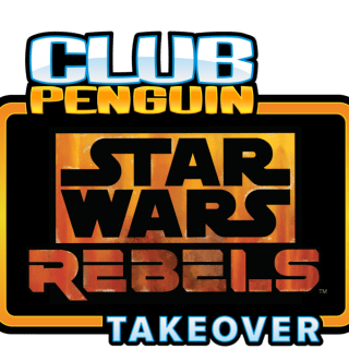 Join The Rebellion @ClubPenguin {#StarWarsRebels}