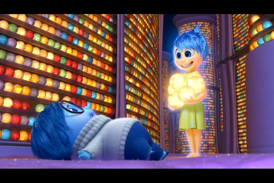 Disney-Pixar-Inside-Out Movie Review on Atypical Familia by Lisa Quinones-Fontanez