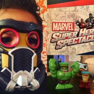 Hasbro's Marvel Super Hero Spectacular {Video & Giveaway}