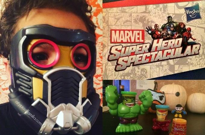 Marvel Super Hero Spectacular Atypical Familia