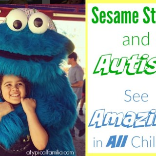 Sesame Street and Autism: An AMAZING New Resource for Families