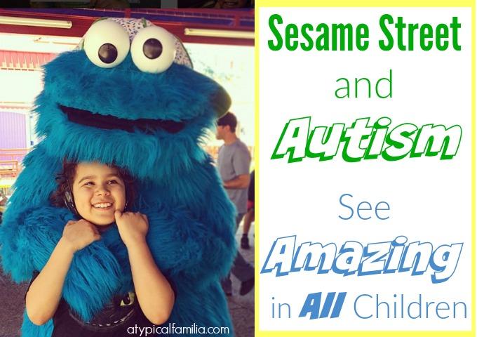 Sesame Street Autism Amazing Children