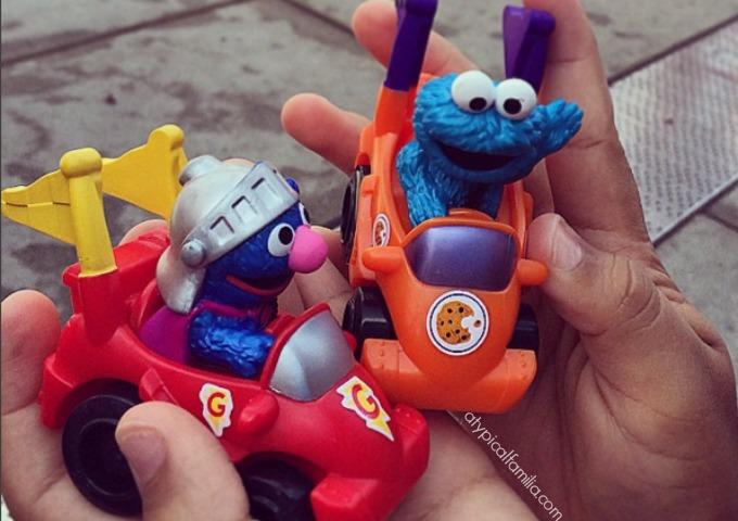 Sesame Street Toys Autism Amazing
