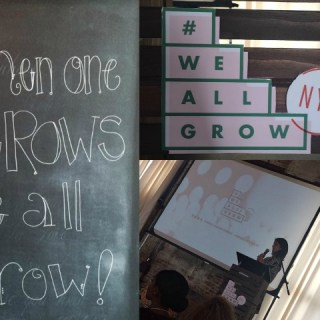 Highlights & Takeaways from #WeAllGrowNYC [in Tweets]
