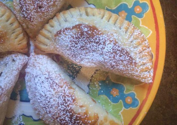 Dulce de Leche Apple Empanadas Atypical Familia