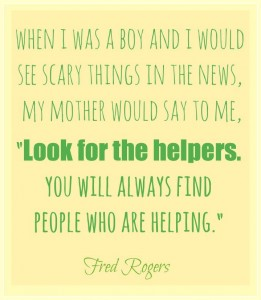 "Will A Child With Autism Know To ""Look For The Helpers"""