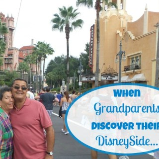 Visiting Walt Disney World with Grandparents