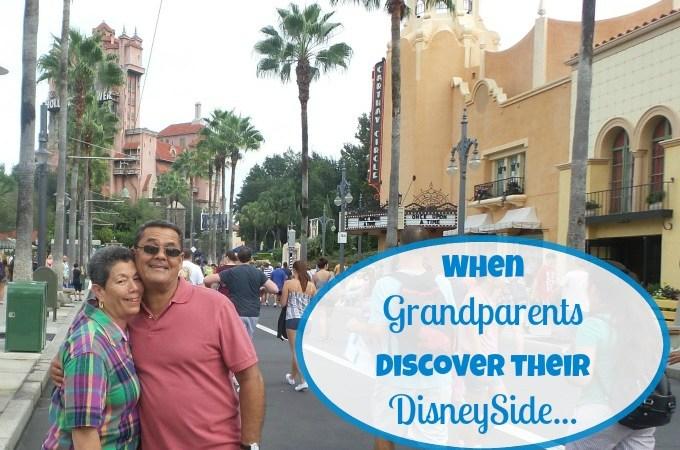 Grandparents at Walt Disney World - DisneyFamilia - DisneySide - Atypical Familia by Lisa Quinones-Fontanez