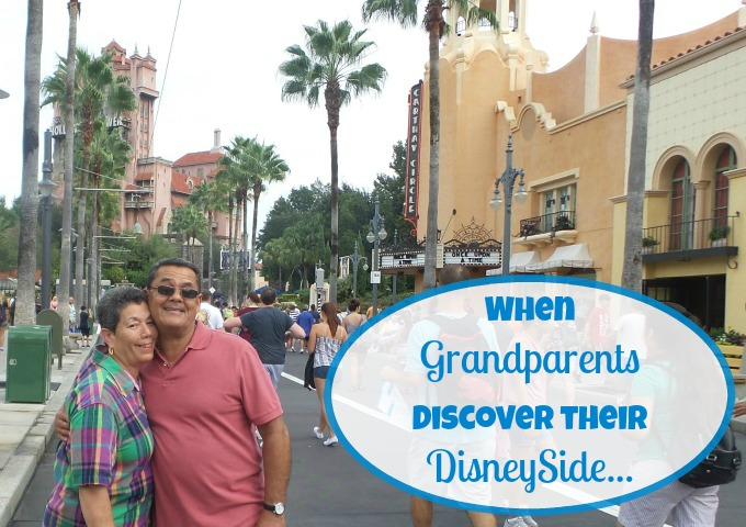 Grandparents at Walt Disney World - DisneyFamilia - DisneySide - Atypical Familia by Lisa Quinones-Fontanez