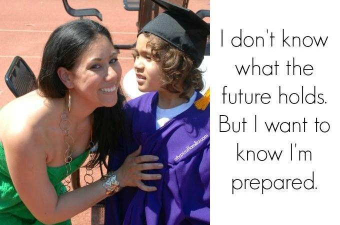 Graduation Working Mom Atypical Familia Lisa Quinones Fontanez AutismWonderland