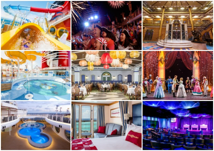 A Day Aboard The Disney Magic Cruise Ship Experience The Magic At Sea - Pictures of the disney magic cruise ship