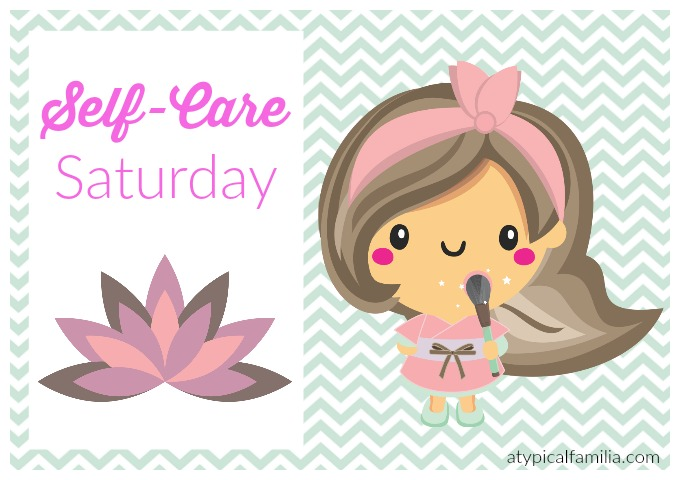 Self Care Saturday Easy Make up for Mom