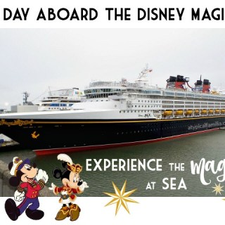 Touring The Disney Magic Cruise Ship
