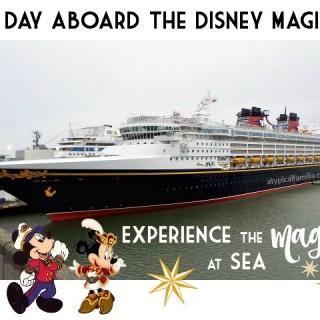 Touring The Disney Magic Cruise Ship