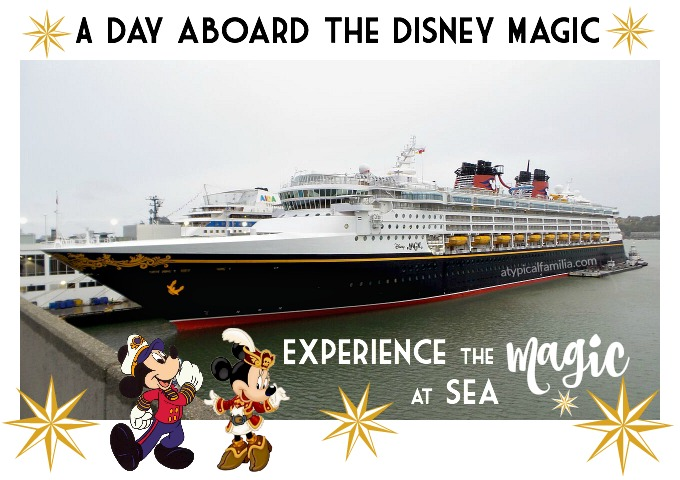 a day on the disney magic cruise ship