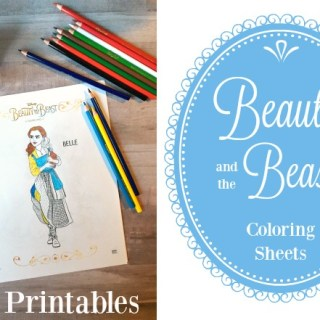 Beauty and the Beast *PRINTABLES*