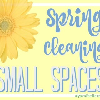 Spring Cleaning for Small Spaces