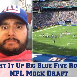 Light It Up Big Blue NFL Mock Draft 2017