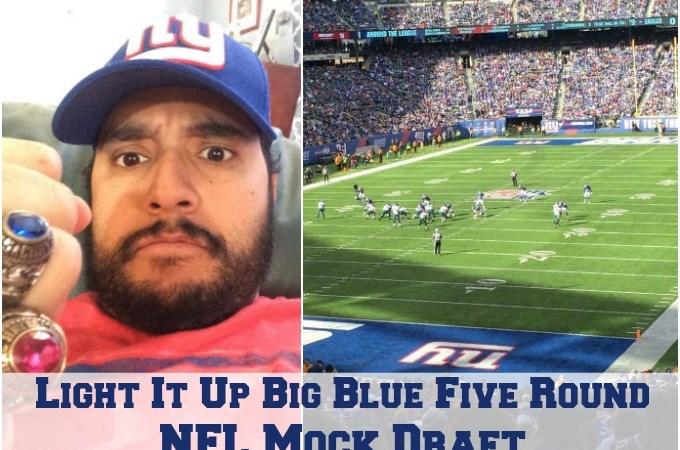 2017 NFL Mock Draft via Atypical Familia
