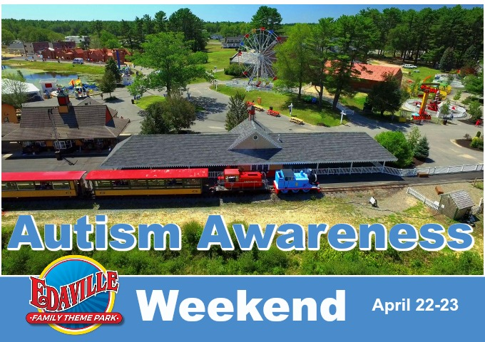 Autism Awareness Weekend at Edaville Family Theme Park April Dates and Info via Atypical Familia by Lisa Quinones Fontanez