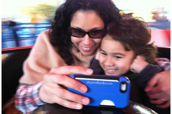 Connecting The Pieces of Autism Through Technology via Atypical Familia by Lisa Quinones Fontanez